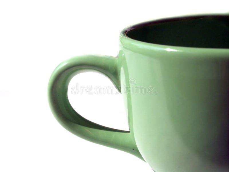 Download Kubek zdjęcie stock. Obraz złożonej z kolor, herbata, halfback - 27336
