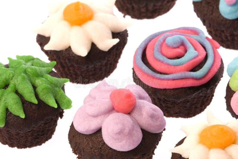 kubek ciastek wyizolowanego zdjęcia stock