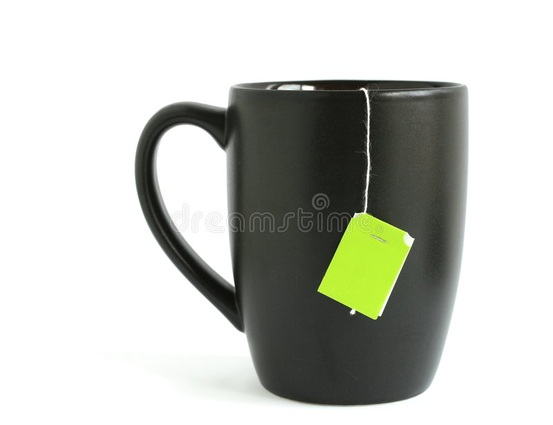 kubek herbaty. obraz stock
