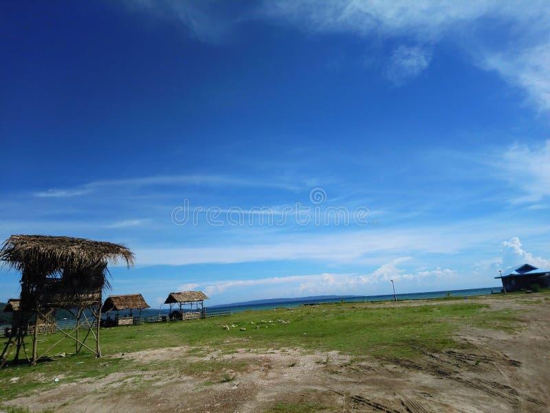 Kubo Bahay стоковое изображение