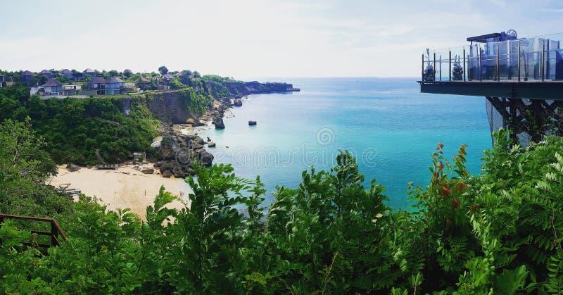 Kubu Beach royalty free stock photo