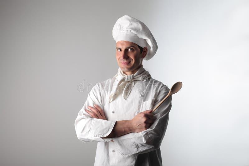 kucharz obrazy stock