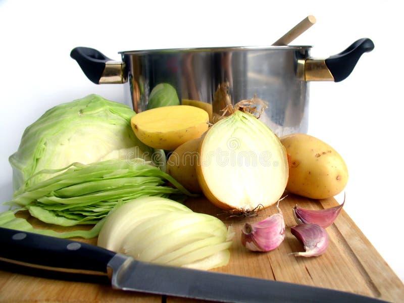 kucharz gotowy zdjęcie royalty free