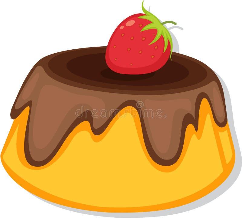 Kuchen lizenzfreie abbildung