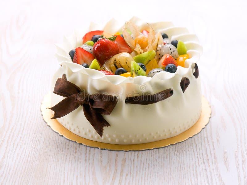 Kuchen lizenzfreies stockbild
