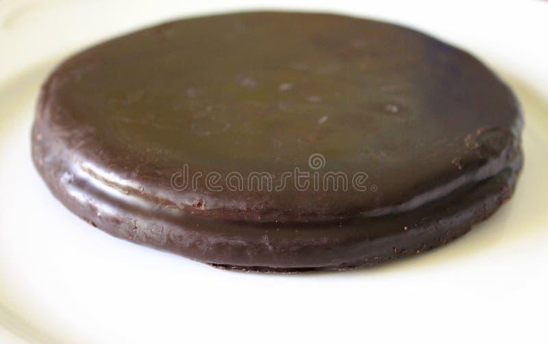 Download Kuchen stockfoto. Bild von schokolade, essen, platte - 90233892