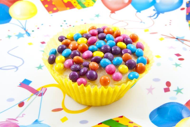 Kuchen des süßen Cup lizenzfreie stockfotografie
