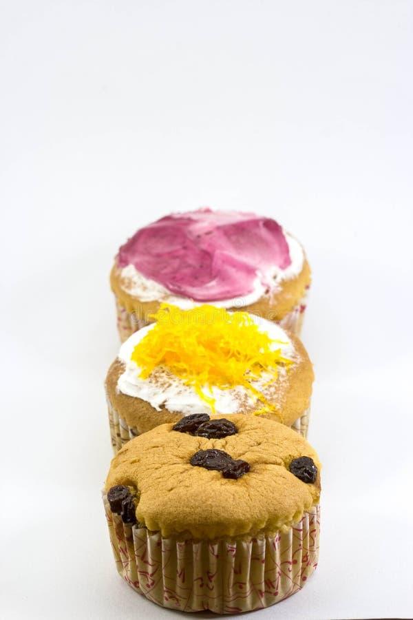 Kuchen des süßen Cup stockbild