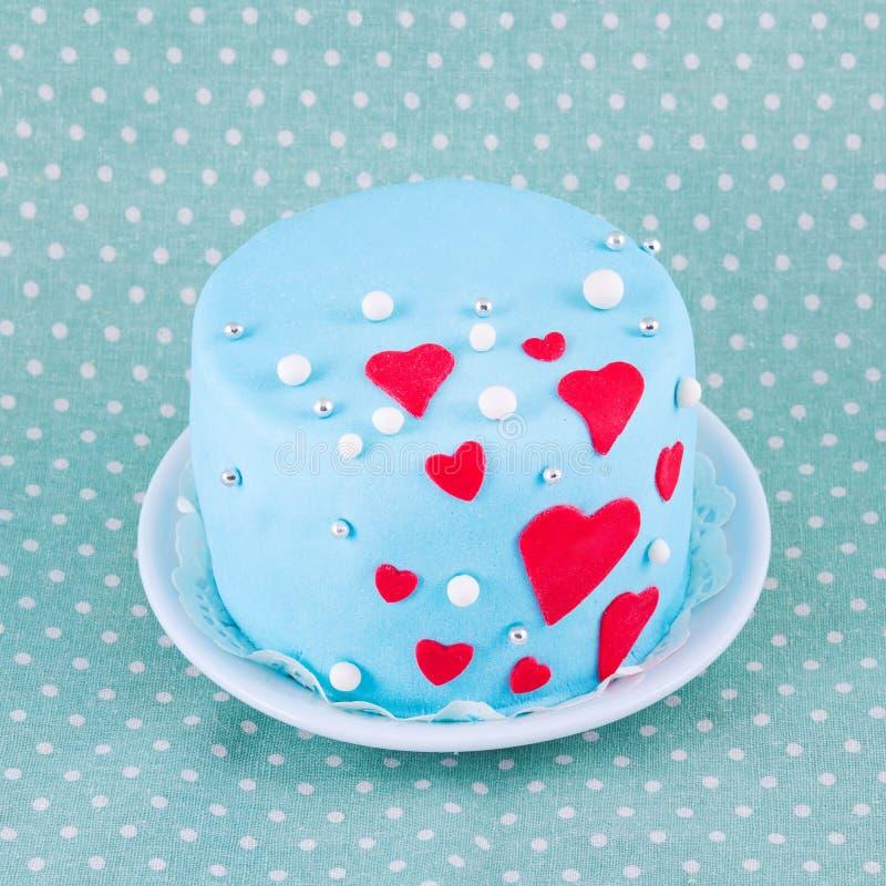 Download Kuchen Für Valentinstag Stockfoto. Bild Von Rund, Niemand    29008610