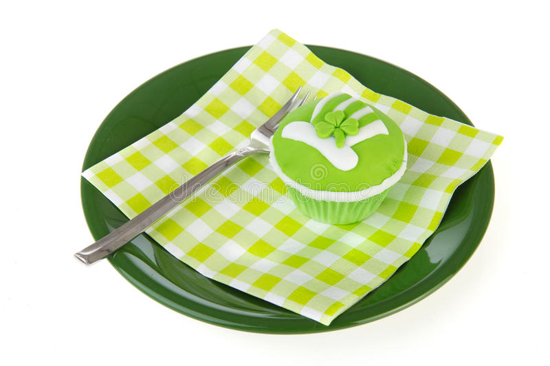 Kuchen-Str. patricks Tag