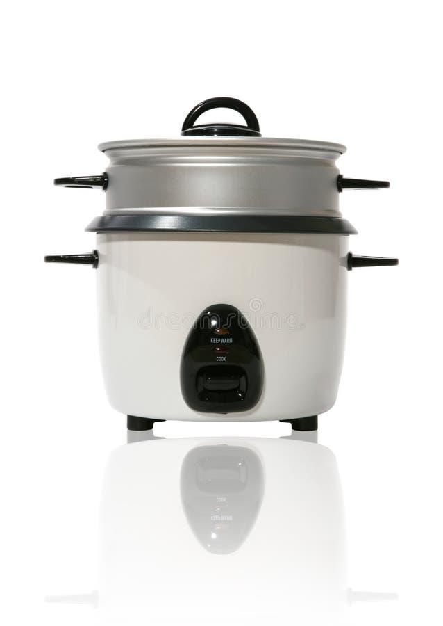 kuchenka ryżu zdjęcia stock