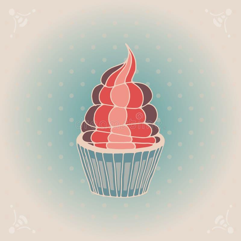 Kuchenkleiner kuchen stockbilder