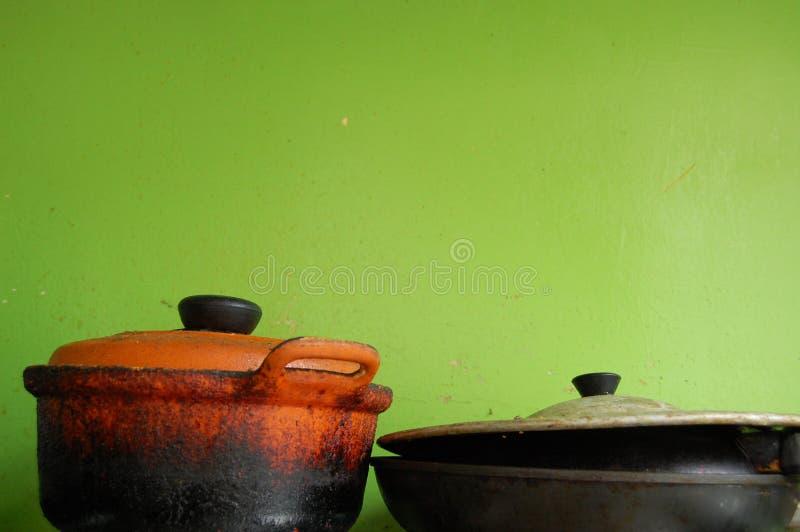 kuchenne niecki obrazy stock