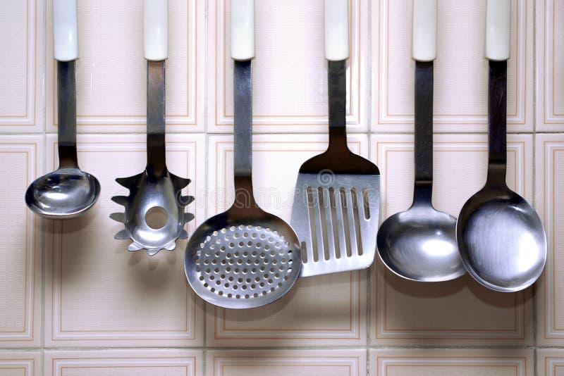 kuchenni naczynia obrazy royalty free