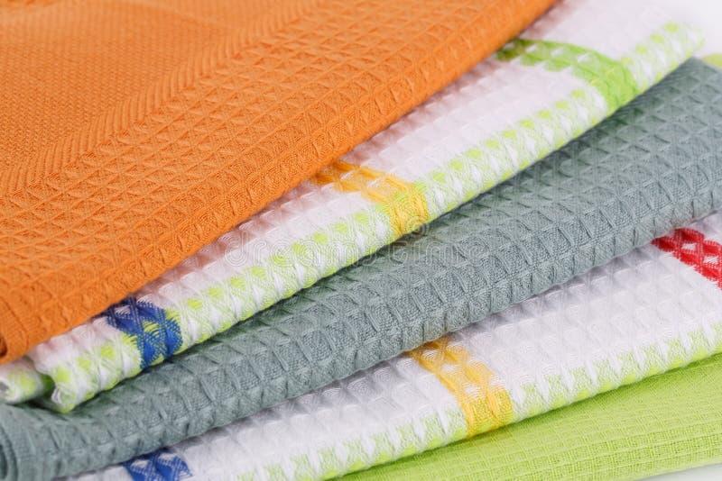 Kuchenni ręczniki obrazy stock