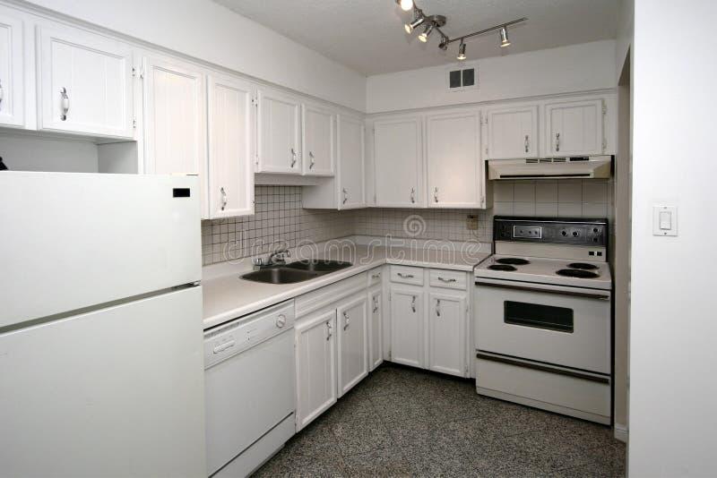 kuchenny biel obrazy stock