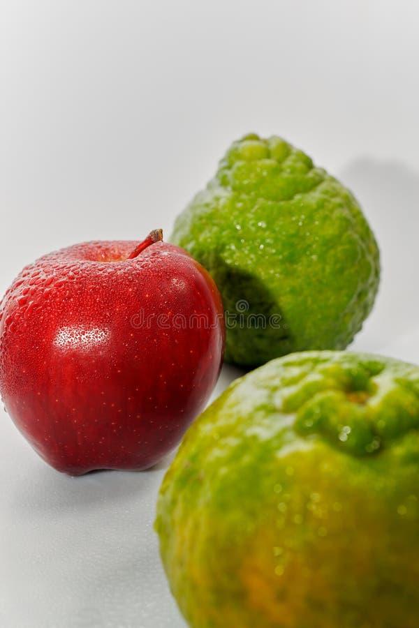 Kuchenny jedzenie Apple India & Mumbai obrazy stock