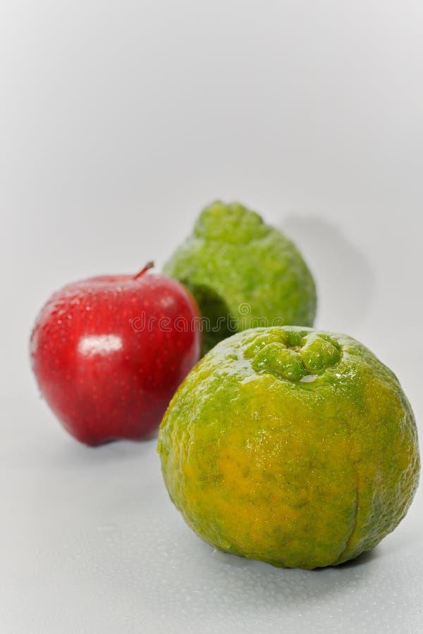 Kuchenny jedzenie Apple India & Mumbai obraz stock