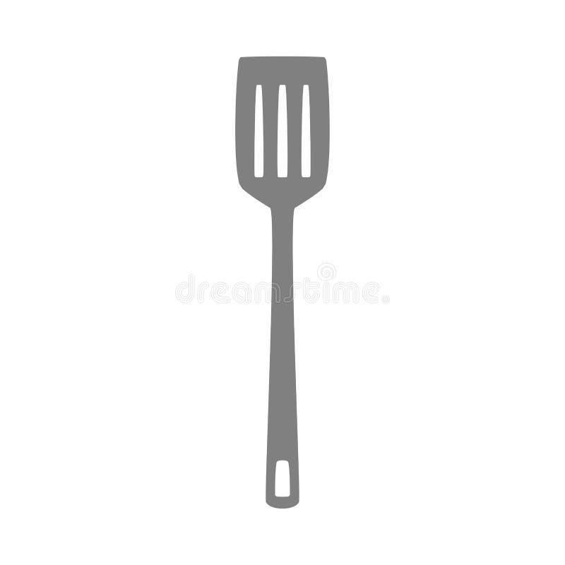 Kuchenny naczynie gotuje domow? narz?dziow? wektorow? p?ask? ikon? Kulinarny kuchni kitchenware royalty ilustracja