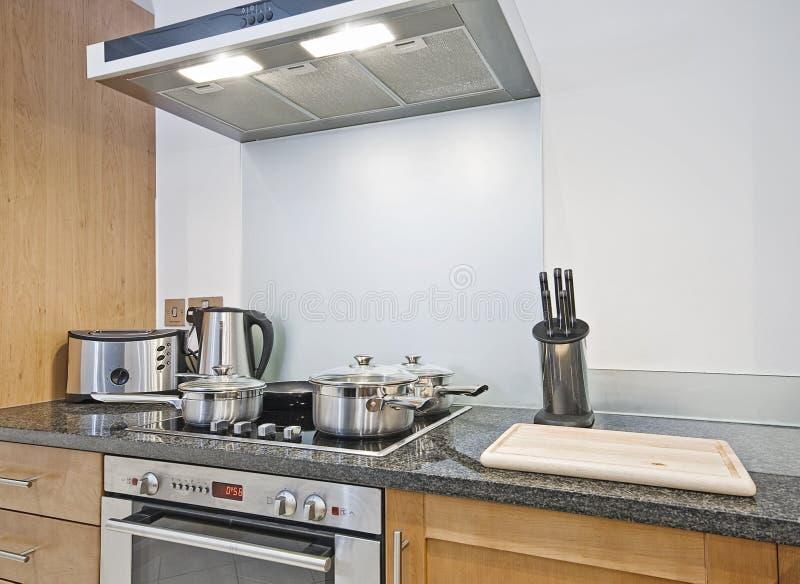 kuchenny urządzenia pasmo zdjęcie royalty free
