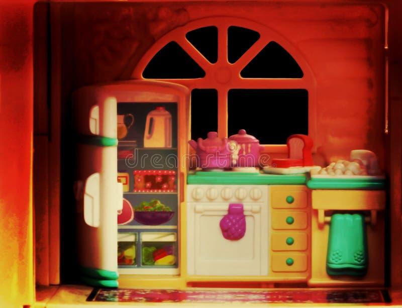 Kuchnia Bezpłatne Zdjęcie Stock