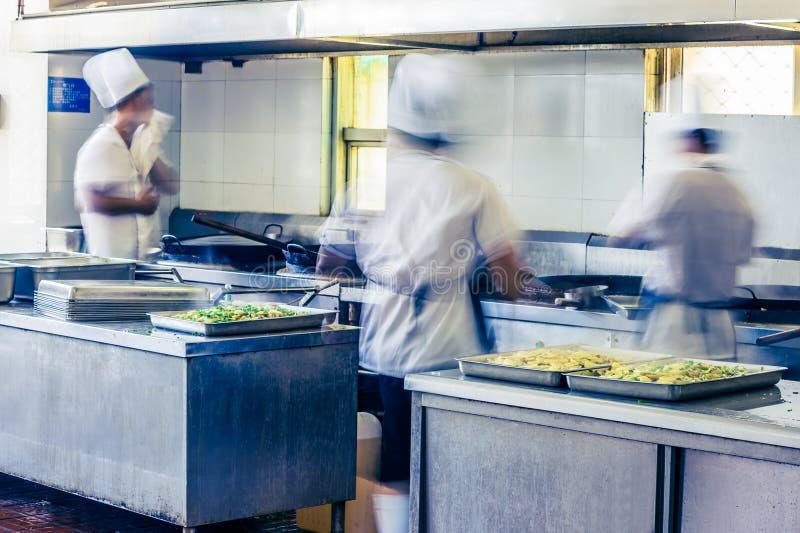 Kuchnia chińska restauracja zdjęcia stock