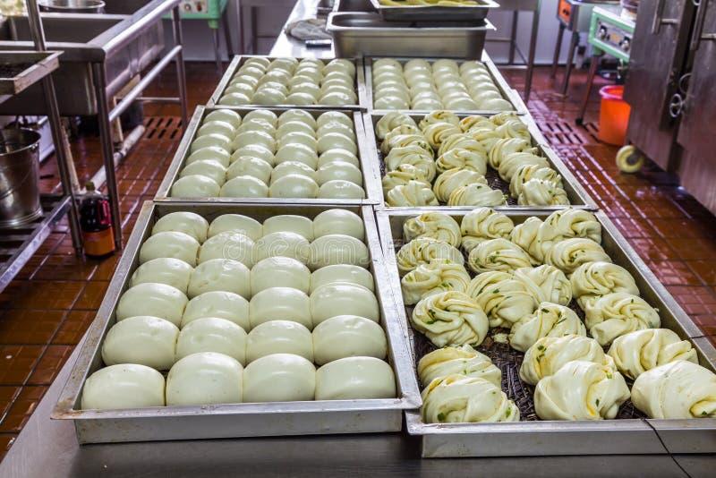 Kuchnia chińska restauracja fotografia stock