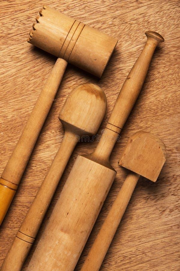 Download Kuchnia Drewniany naczynie zdjęcie stock. Obraz złożonej z wyposażenie - 41954278