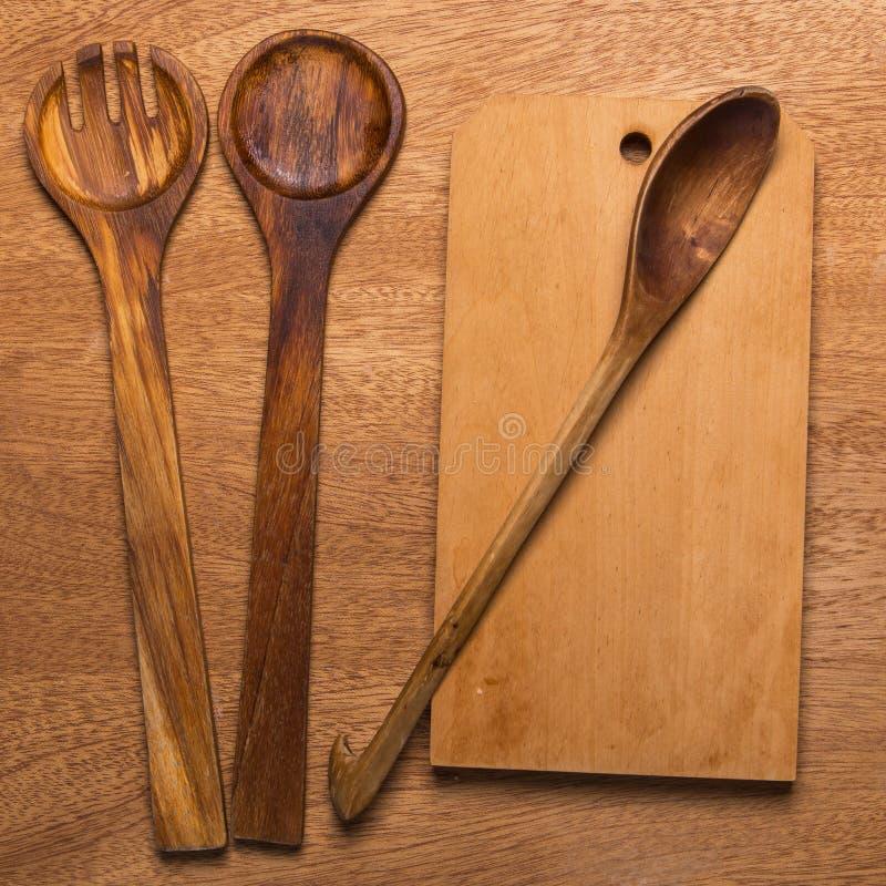 Download Kuchnia Drewniany naczynie zdjęcie stock. Obraz złożonej z instrument - 41954390