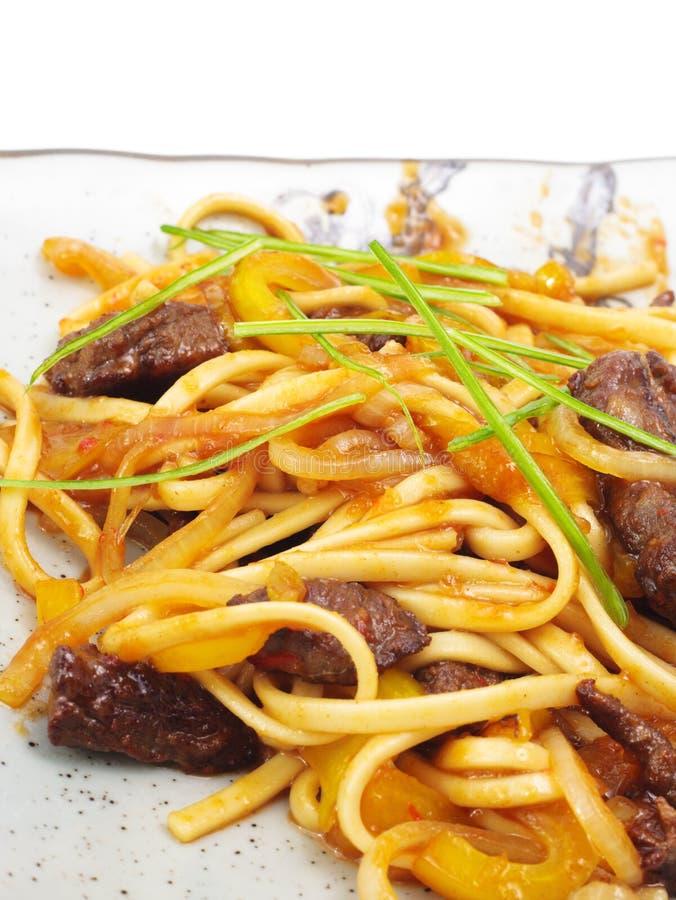 kuchnia kluski japońscy mięśni zdjęcia royalty free