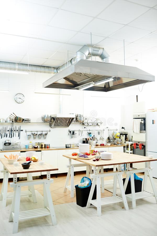 kuchnia pusta fotografia royalty free