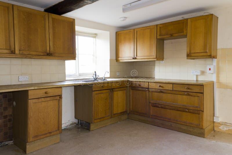 kuchnia pusta zdjęcia stock