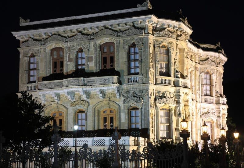 Kucuksu Palast in Istanbul, die Türkei lizenzfreie stockfotos