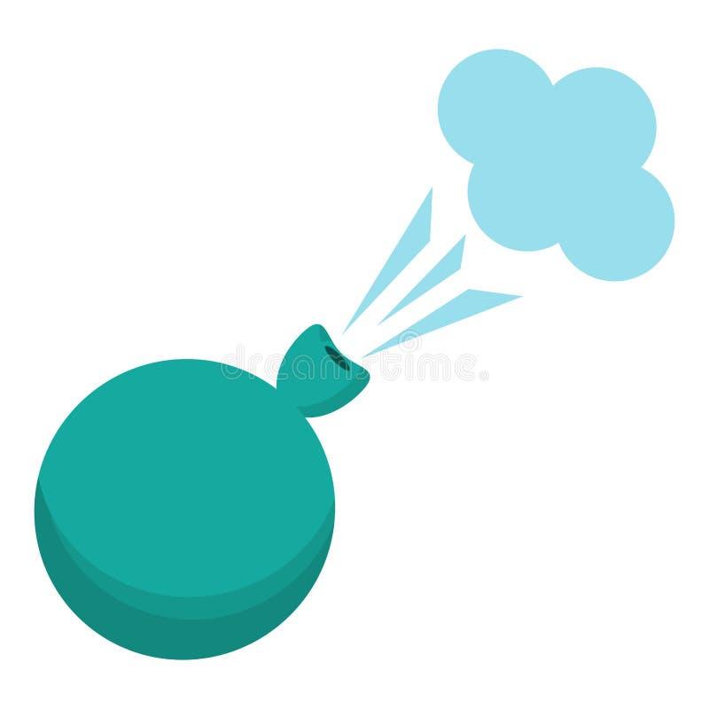 kudde för whoopee för april dumbom vektor illustrationer