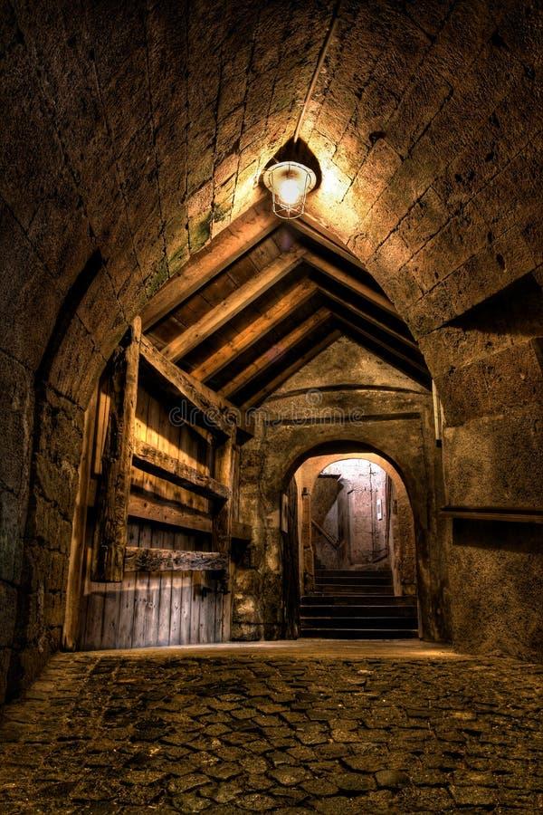 Kufstein de la fortaleza foto de archivo libre de regalías