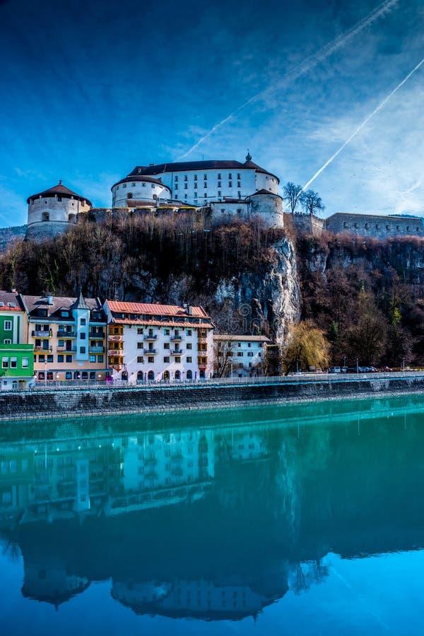Kufstein, Tirol, Oostenrijk royalty-vrije stock afbeeldingen