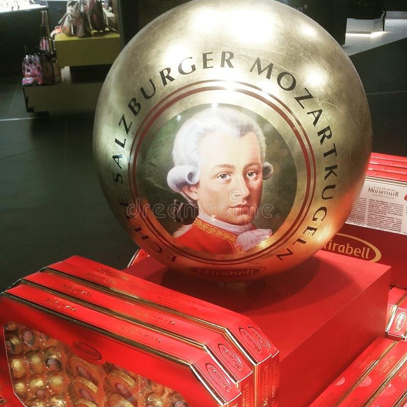 Kugel de Mozart image libre de droits