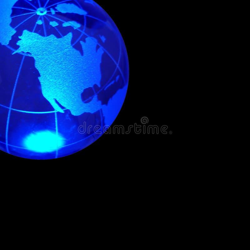 Kugel der Welt stock abbildung