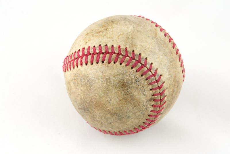 Kugel für Spiel im Baseball stockfotografie