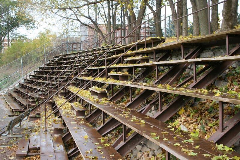 Kugel Park2 stockbild