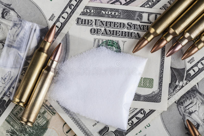 Kugeln für Drogen lizenzfreie stockbilder