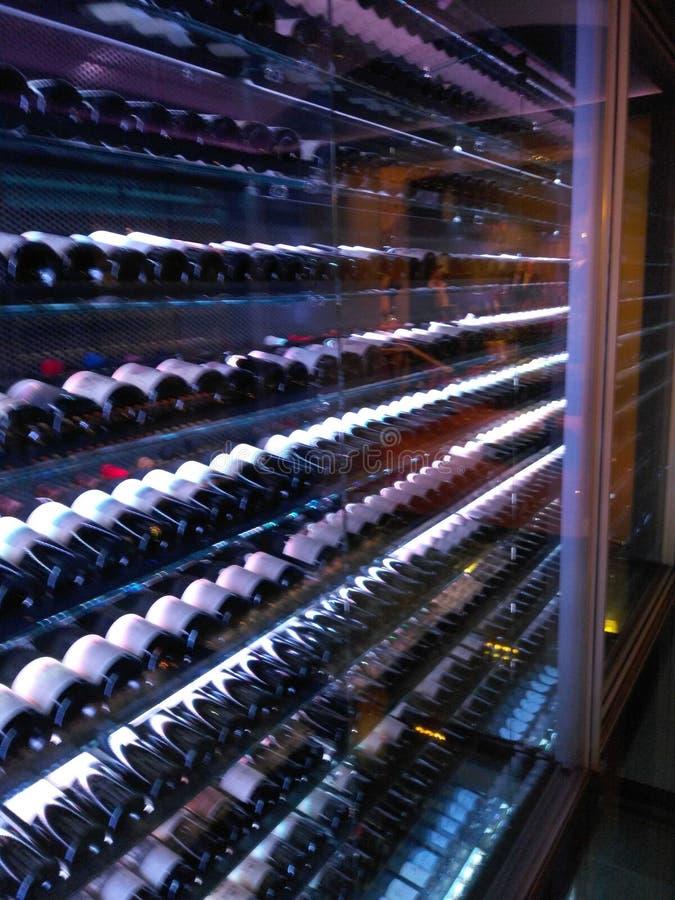 Kugge av vin royaltyfria foton