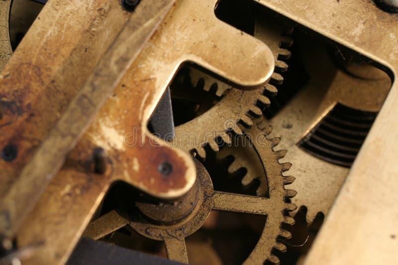 kugghjulhjul arkivfoto