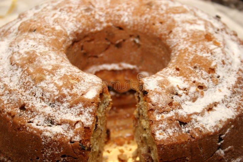 Kuglof, gâteau images libres de droits