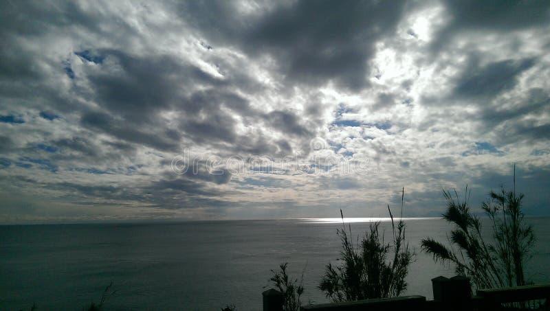 Winter in Antalya stock image