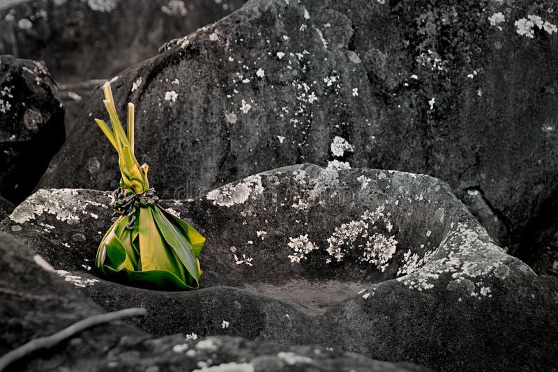 Kukaniloko 免版税图库摄影