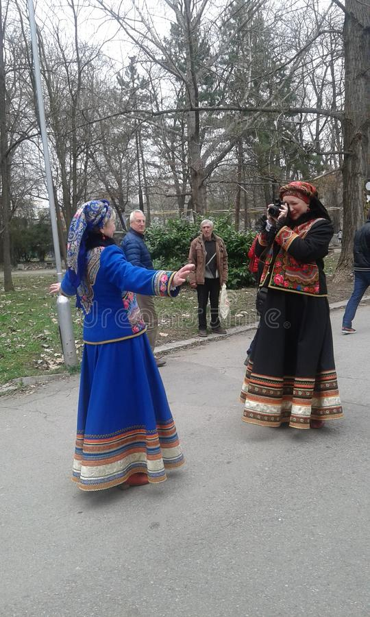 Kukerland búlgaro foto de stock