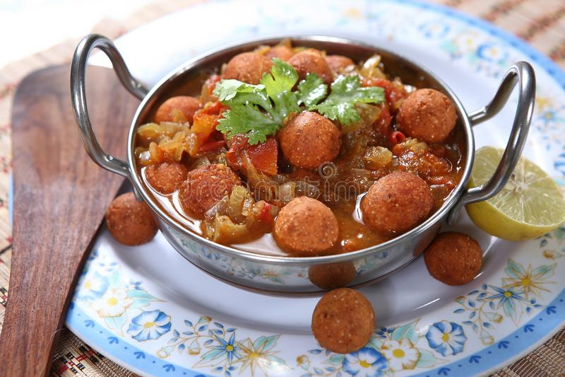 Kukuni Sabzi, περσικό φυτικό Casserole στοκ φωτογραφίες με δικαίωμα ελεύθερης χρήσης
