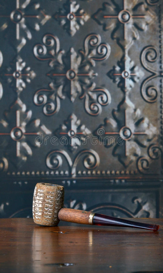 Kukurudzy stara Antykwarska Drymba fotografia royalty free