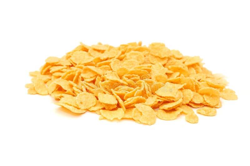 kukurydzanego płatka grupa obrazy stock